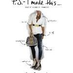 P.S. - I Made This...I See It. I Like It. I Make It.   By Erica Domesek