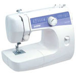 Brother LS-2125i Easy-To-Use Lightweight Basic 10-Stitch Sewing Machine