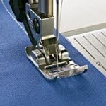 Put Your Best Foot Forward - Sewing Machine Presser Foot, That Is