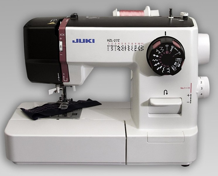 Juki HZL40Z Beginner Sewing Machines Custom 4 Pics 1 Word Woman With Scissors Sewing Machine
