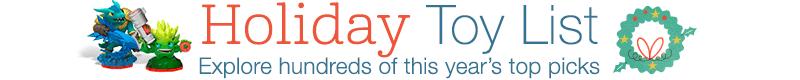 Amazon Amazon Holiday Toy List