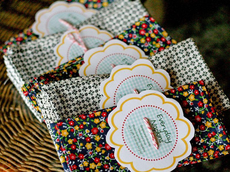 Handmade Napkins