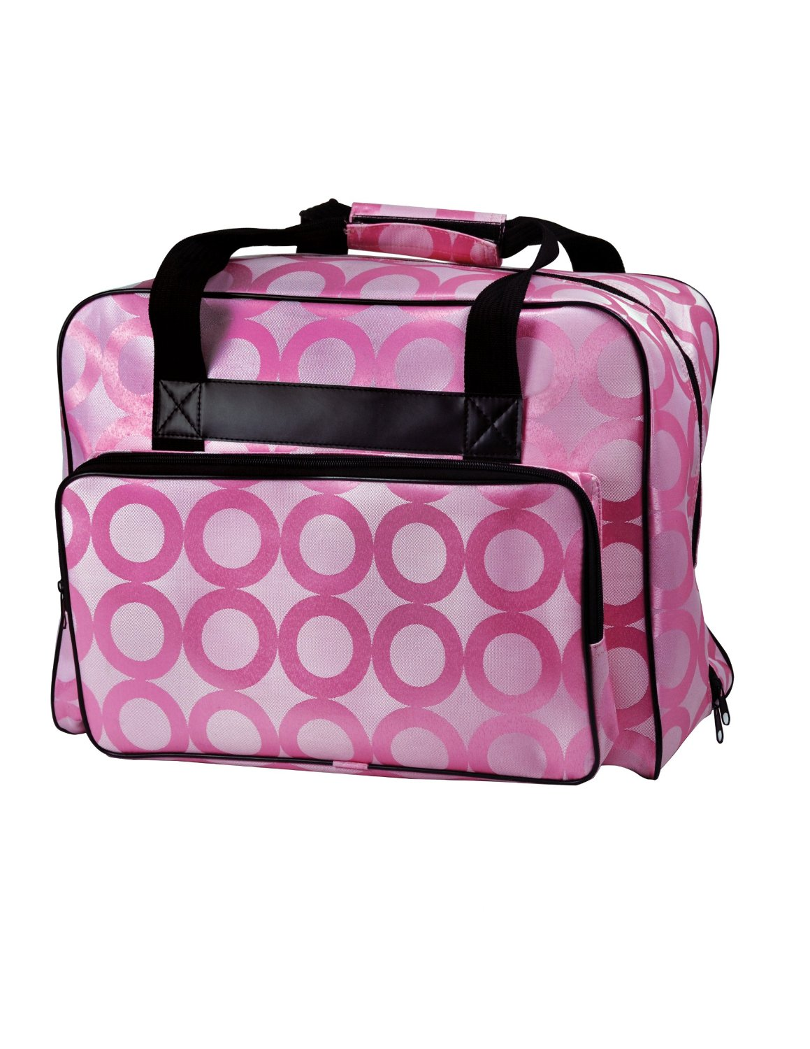 Janome Pink Sewing Machine Tote Bag