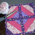 quilt with regular sewing machine