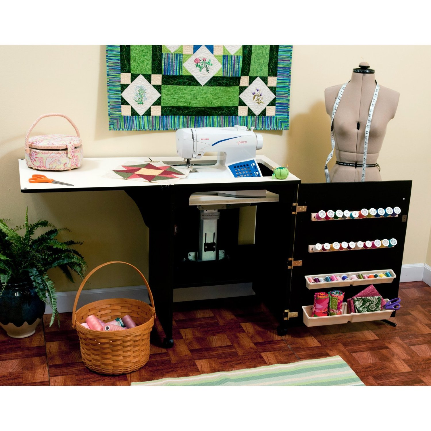 Sewing Cabinets Amp Tables Beginner Sewing Machines
