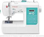 Singer 7258 Stylist 100-Stitch Computerized Free-Arm Sewing Machine